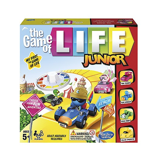 The Game of Life Junior Edition