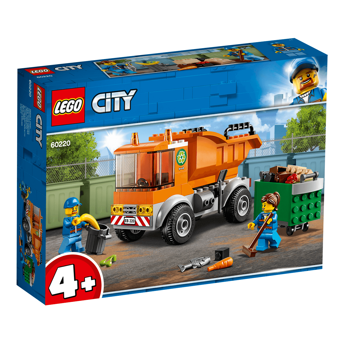 LEGO City Garbage Truck - 60220