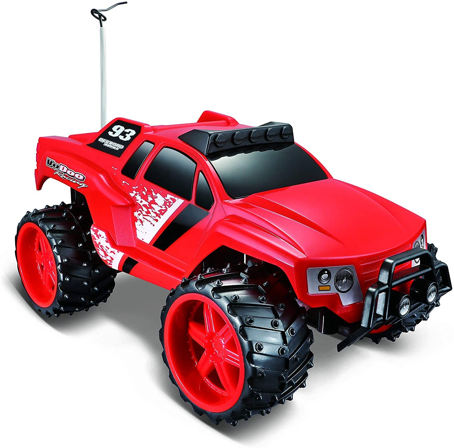 R/C 1: 16 Off-Road Vudoo (Colors May Vary)