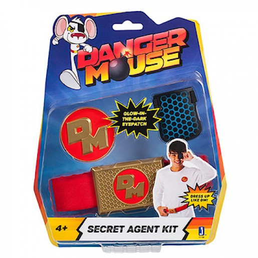 Danger Mouse Secret Agent Role Play Kit