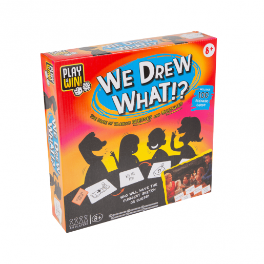 Play & Win We Drew What! Game