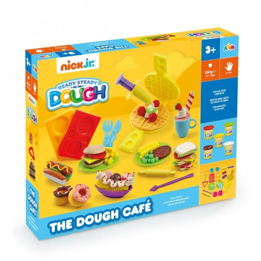 Nick Jr. Ready Steady Dough The Dough CafA Playset