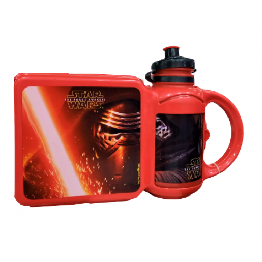Star Wars - Box & Bottle (Colors Vary)