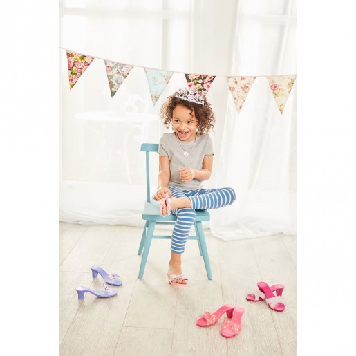 Early Learning Centre Dress Up Shoes and Jewellery Set