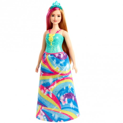 Barbie Princess Doll (Styles Vary)