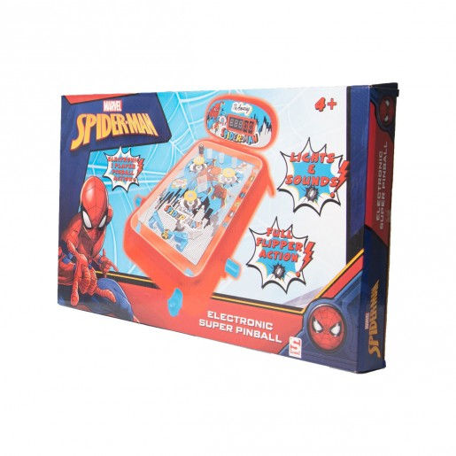 Marvel Spider-Man Electronic Super Pinball Game