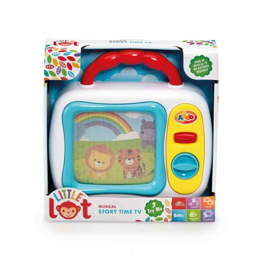Little Lot Musical Story Time TV