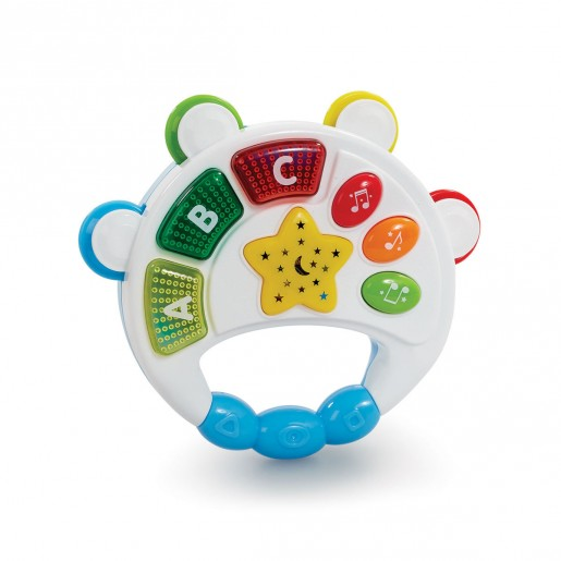 Little Lot Baby's First Tambourine