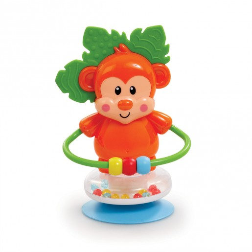 Little Lot Cheeky Monkey Activity Highchair Toy