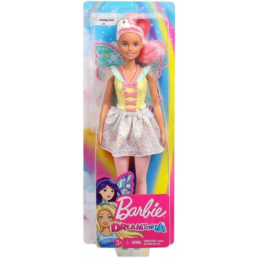 Barbie Dreamtopia Fairytale Doll Pink Hair