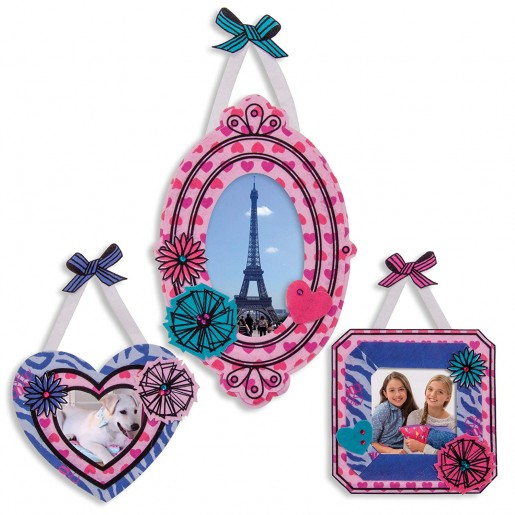 SPINMASTER Sew Cool Fashion Kit Picture Frames 6024142 20070118