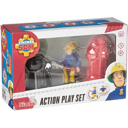 Sam Action Playset