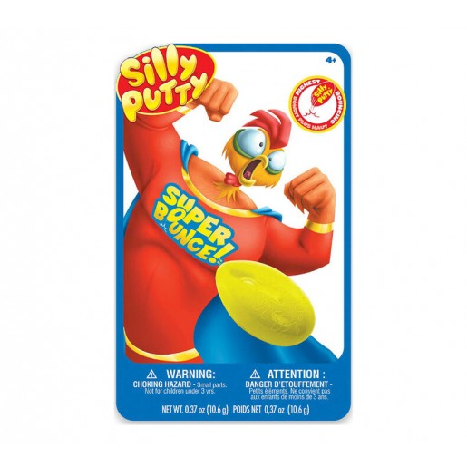 Silly Putty - Super Bounce Mystery Color