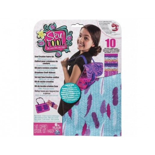 Spin Master Sew Cool Large Bulk Fabric Refill