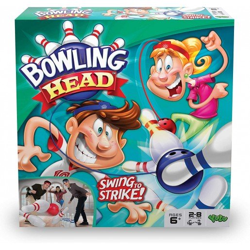 YULU YL20100 Bowling Head, White