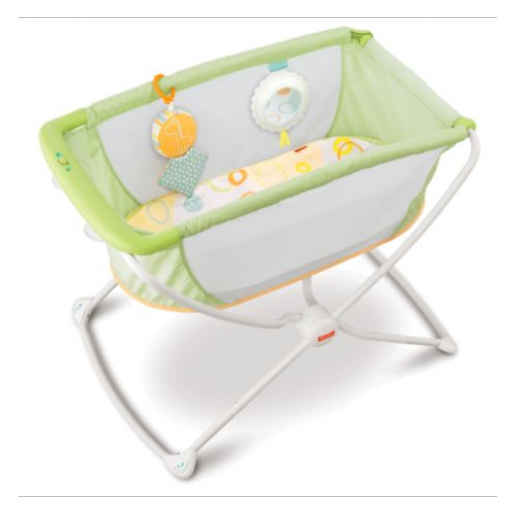 Rock With Me? Bassinet