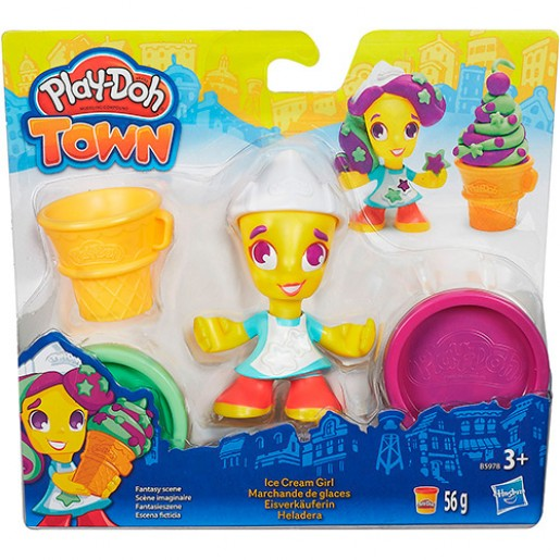 Play-Doh Town Figure (Styles Vary)