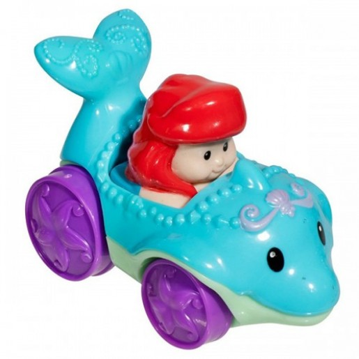 Fisher-Price Little People Vehicle (Styles Vary)