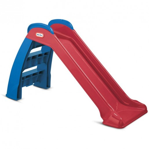 Little Tikes - Primary Colors Folding Slide