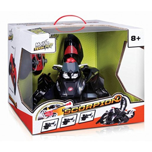 Street Troopers Scorpion [Maisto], Red / Black, 27 MHz, R/C