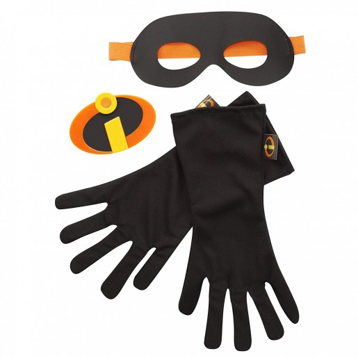 The Incredibles 2 Gear Set, 3-Piece (Mask/Gloves/Emblem)