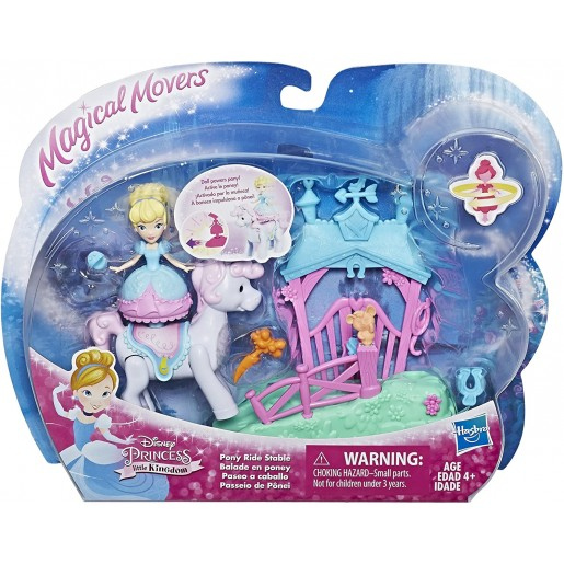 Disney Princess - Pony Ride Stable (Styles Vary)
