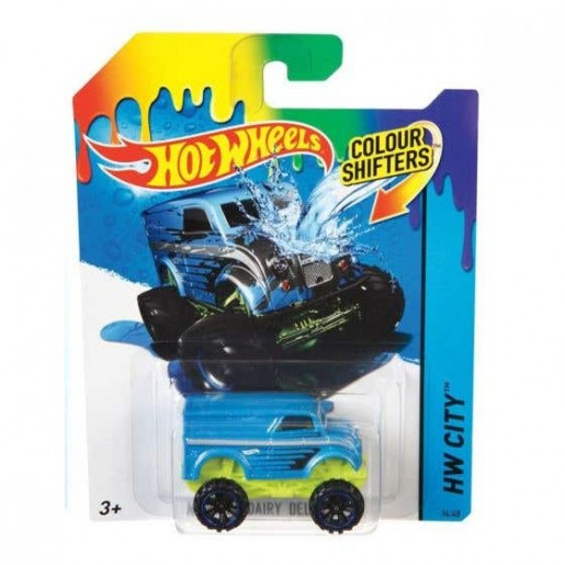 Hot Wheels - Color Shifters (Styles Vary)
