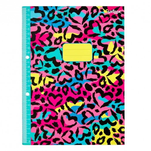 Neon Lined Exercise book - (Styles Vary)