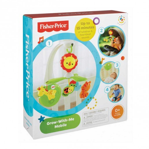 Fisher Price - Grow With Me Mobile