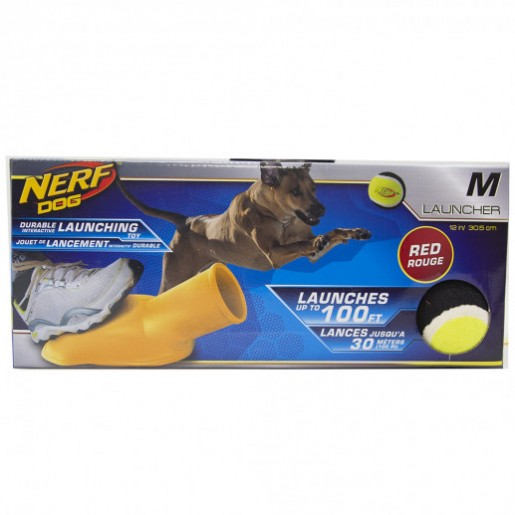 Nerf - Stomper Ball Launcher Dog Toy