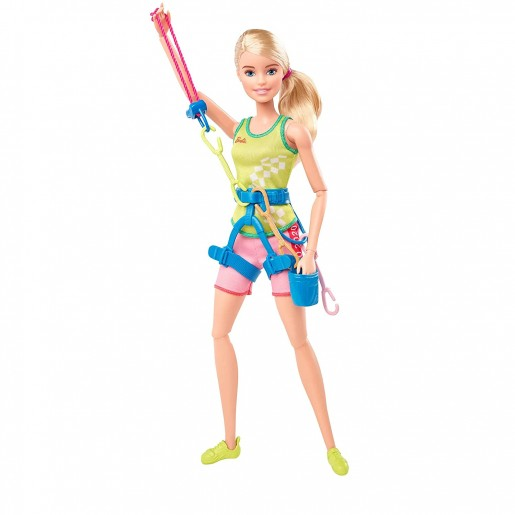 Barbie - Olympic Games Tokyo - Sport Climber Doll