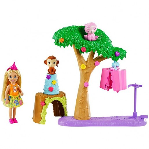 Barbie - The Lost Birthday Party Doll